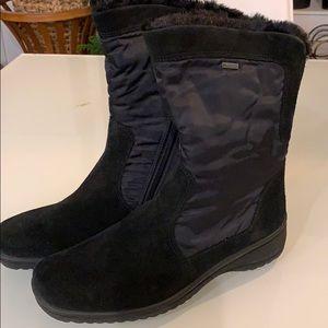 Ara Gore-Tex winter boot size 5 1/2 black